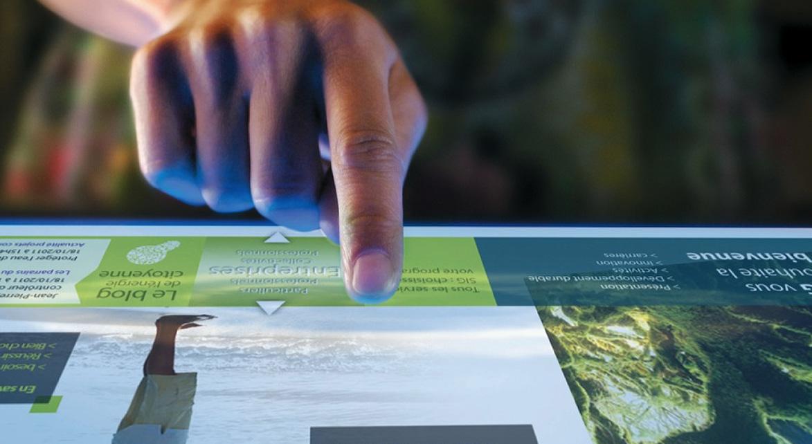 SIG (Genève) : stratégie digitale Interne et externe. Plan 2010-2015 # Copyright D.Deveaux